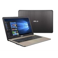 "Asus X540MA-GQ116T 15.6"" Celeron Notebook - Intel Celeron N4000, 4GB RAM, 500GB HDD, Windows 10 Home:"