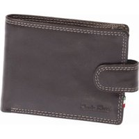 Paolo Rossi Genuine Leather Complete Range Wallet (Black):
