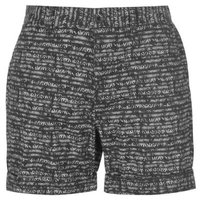 Pierre Cardin Mens Aztec Shorts - Grey  [Parallel Import]: