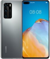 Huawei P40 128GB Smartphone (Silver Frost):