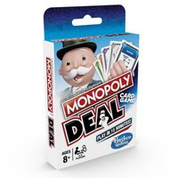 Monopoly Deal Card Game: