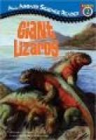Giant Lizards (Hardcover): Ginjer L Clarke