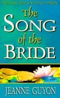 Song of the Bride (Paperback): J. Guyon