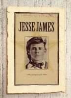 Jesse James (Hardcover): Aaron Frisch