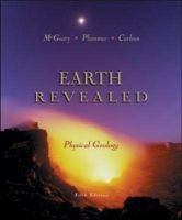 Physical Geology: Earth Revealed with bind in OLC card (Paperback, 5th ed. /): MCGEARY  PLUMMER  CARLSON