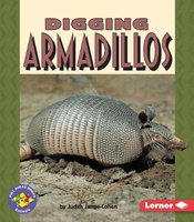 Digging Armadillos (Paperback): Judith Jango-Cohen