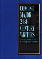 Concise Major 21st-Century Writers (Hardcover, 3rd): Tracey Matthews