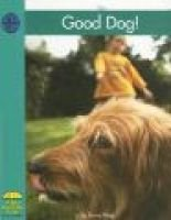 Good Dog! (Hardcover, Library binding): Susan Ring