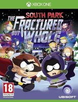 South Park: The Fractured But Whole (XBox One, Blu-ray disc):