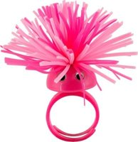 Pylones Pink Face Ring:
