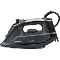 Bosch Sensixx Secure Steam Iron (2400W | Black):
