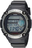 Casio Standard Digital Wrist Watch (Black):