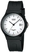 Casio Standard Analogue Wrist Watch (Black and White):