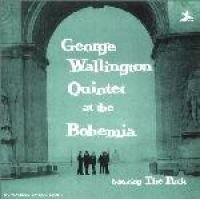 Wallington George - Live at Cafe Bohemia (CD, Imported): Wallington George