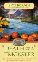 Death of a Trickster - 6 (Paperback): Kate Borden