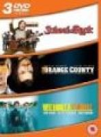 School Of Rock/Orange County/Without A - Box Set (DVD, Boxed set):