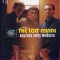 Lost Minds - Express Jerky Motions (CD): Lost Minds