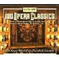 Various - 100 Opera Classics (CD): Various