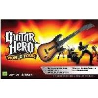 Guitar Hero - World Tour - Guitar Controller (XBox 360, Kit): XBOX 360 Game