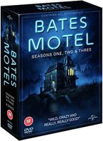 Bates Motel - Season 1, 2 & 3 (DVD):