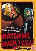 Watch Me When I Kill (Italian, DVD):