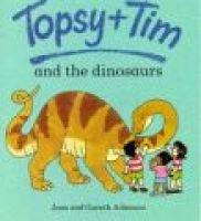 Topsy and Tim and the Dinosaurs (Paperback): Jean Adamson, Gareth Adamson
