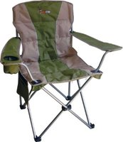 Afritrail Kudu Padded Folding Chair: