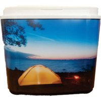 Leisure Quip Cooler Box - Campsite Design (10L):