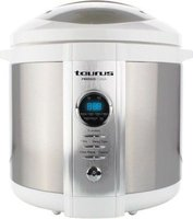 Taurus Stainless Steel Digital Pressure Cooker (6L):