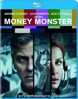 Money Monster (Blu-ray disc): George Clooney, Julia Roberts, Jack O'Connell, Giancarlo Esposito