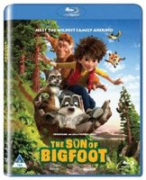 The Son Of Bigfoot (Blu-ray disc): Jeremy Degruson, Ben Stassen