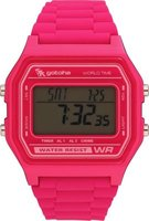GOTCHA Digital 100M-WR Ladies Watch: