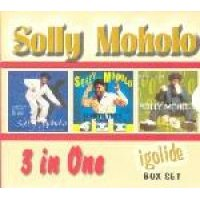Solly Moholo - Igolide Box Set (CD): Solly Moholo