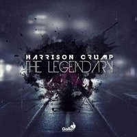 Harrison Crump - The Legendary (CD): Harrison Crump