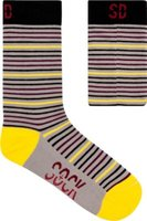 SockDoctor Side Stripe Socks: