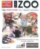 Interactive Documentary Zoo (Macintosh, CD-ROM): Sony Imagesoft