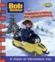 bob the builder a christmas to remember hardcover - Bob The Builder A Christmas To Remember