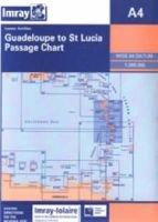 Guadeloupe to St.Lucia (Sheet map, folded): Imray