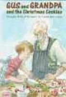 Gus and Grandpa and the Christmas Cookies (Hardcover, 1st ed): Claudia Mills