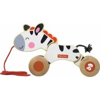 Fisher Price Walking Along Zebra: