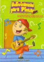 Adivinanzas Para Pintar - Instrumentos (Spanish, Paperback): Oscar Armayor