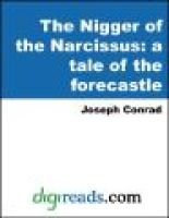 The Nigger of the Narcissus - A Tale of the Forecastle (Electronic book text): Joseph Conrad