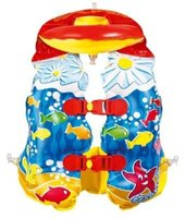Starfish Swimming Vest (2 to 3 Years) (Colour & design may vary):