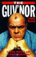 The Guv'nor (Hardcover): Lenny McLean, Peter Gerrard
