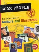 Book People - Meet Australia's Children's Authors and Illustrators (Hardcover): Paul Collins