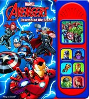 Marvel Avengers: Assembled We Stand Little Sound Book (Board book): Pi Kids