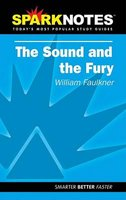Sparknotes the Sound and the Fury (Paperback): William Faulkner