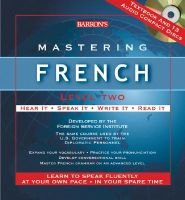 Mastering French, Level 2 (Paperback): Barron's Educational Series