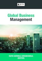 Global Business Management (Paperback): Rafiu Adewale Aregbeshola