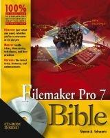 FileMaker Pro X Bible (CD-ROM): Steven A. Schwartz
